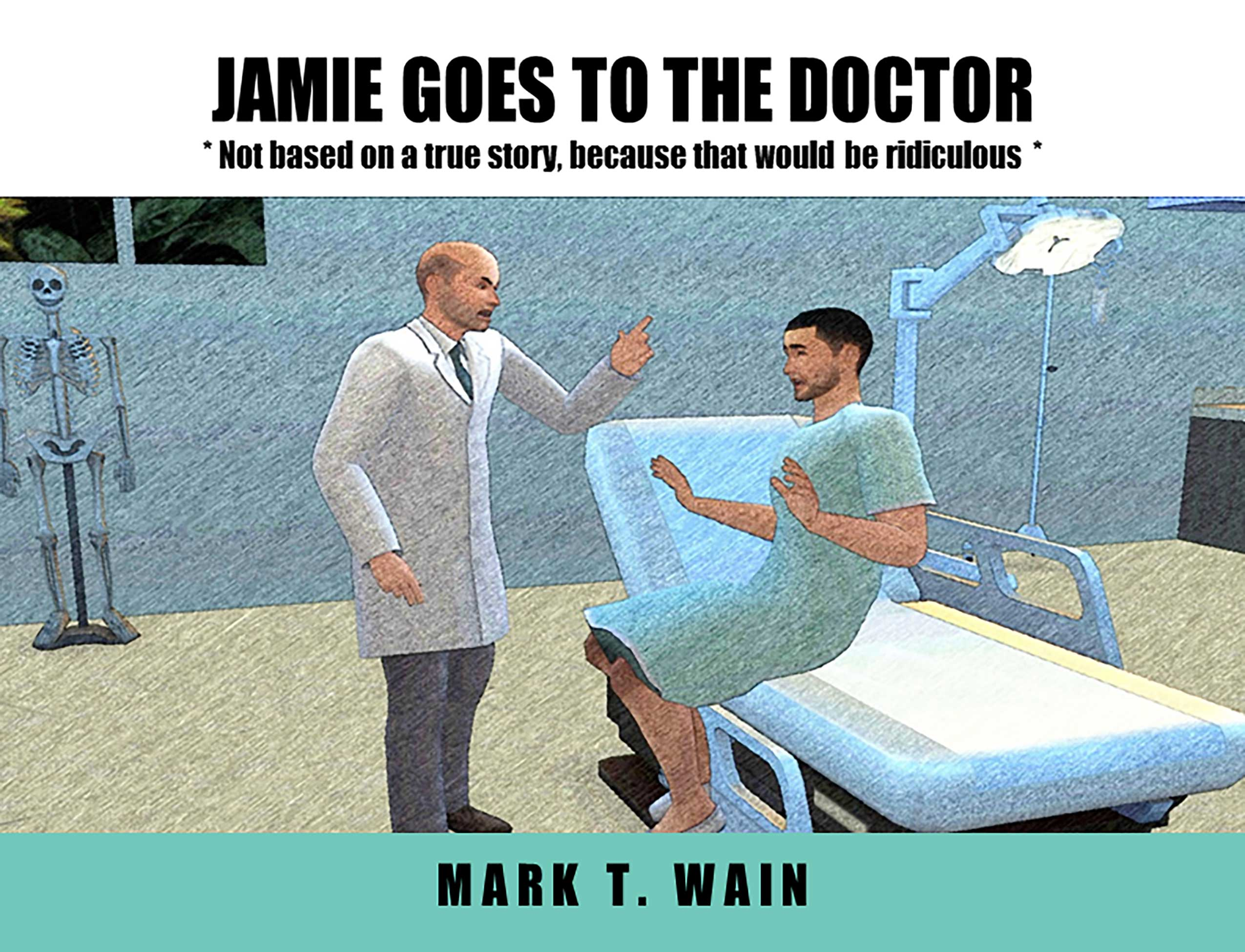 Jamie receives some bad medicine.