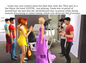 Träffa människor i cap-pele